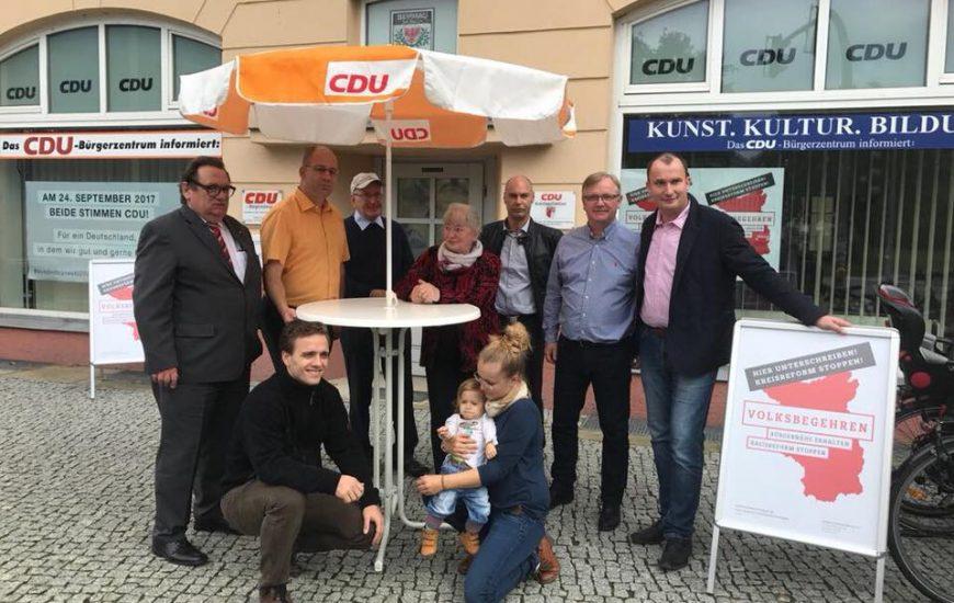CDU feiert Tag der Deutschen Einheit mit Freunden