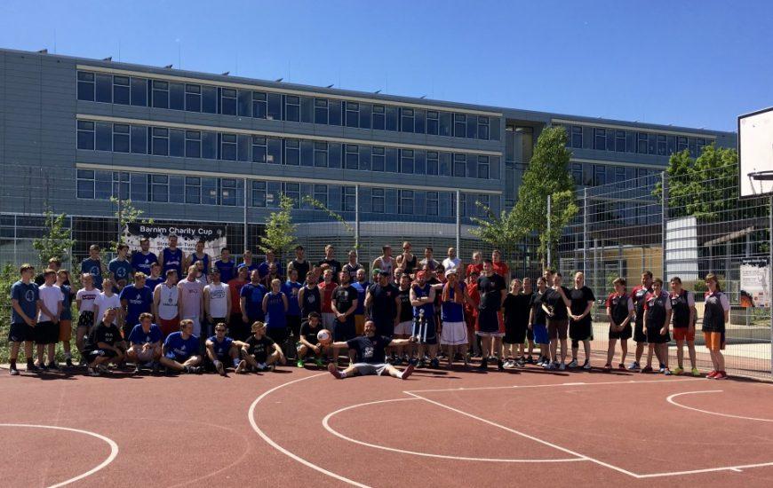 Sommer, Sonne und viel Spaß – BarnimCharityCup 2017 voller Erfolg