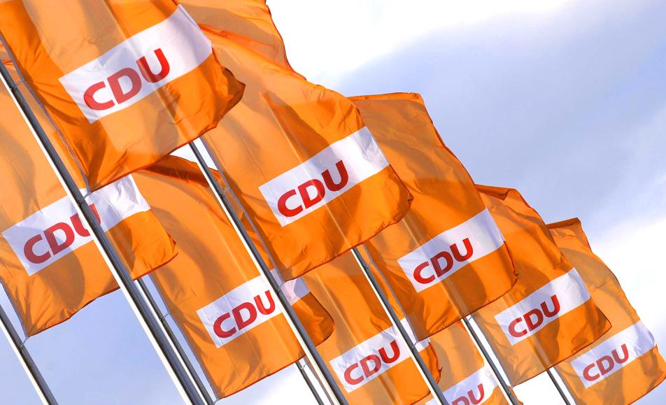 Landesvertreterversammlung CDU Brandenburg