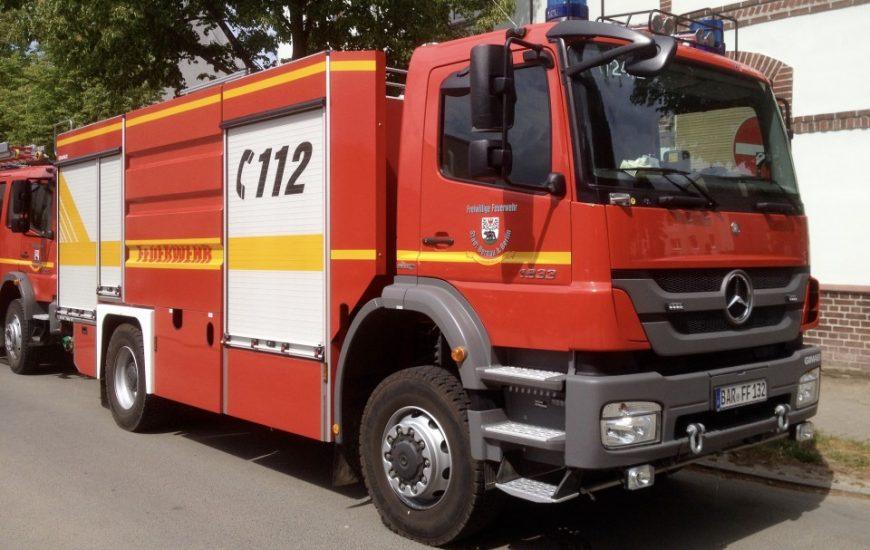 Ehrenamt stärken – Feuerwehrrente unterstützen!