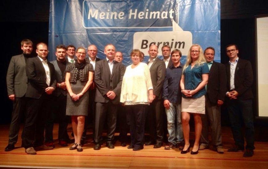 Erfolgreicher Kreisparteitag der CDU Barnim
