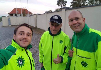 Brandenburg braucht neue Polizistinnen und Polizisten
