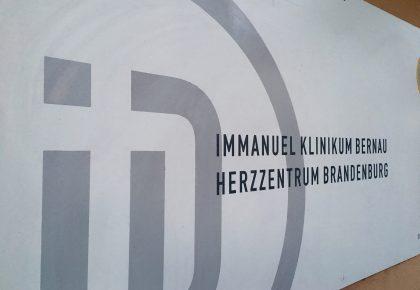 Planungssicherheit für Medizinische Hochschule Brandenburg und Immanuel Klinikum Bernau Herzzentrum Brandenburg