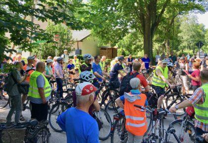 Wir unterstützen Radweg für Drei-Birken-Ortsteile