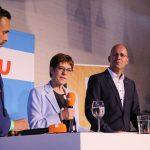 Von Bagdad nach Bernau – Annegret Kramp-Karrenbauer zu Gast im Ofenhaus