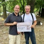 Challenge für Bernau – Kinderbauernhof erhält Plakatspende